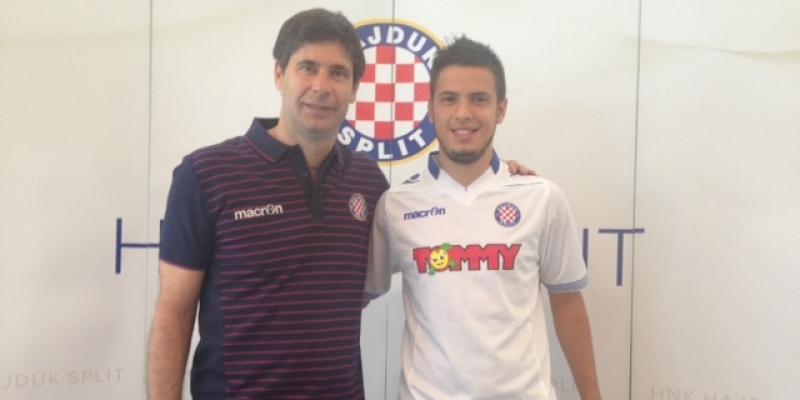 Bivši igrač Hajduka pojačao napad Neretvanca