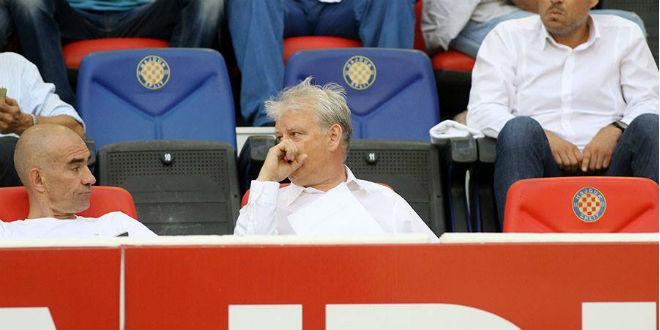 Marin Brbić ljut kao nikad: Svi koji su palili bengalke su neprijatelji Hajduka!