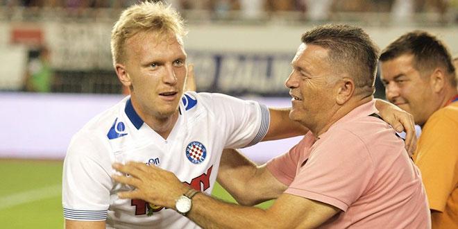Bivši napadač Hajduka proglašen je najboljim igračem kolovoza
