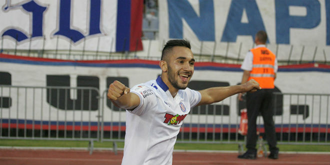 Bivši igrač Hajduka preselio u novi klub