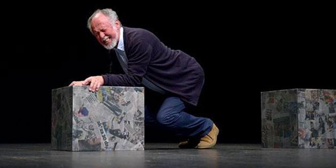 Kazališna predstava 'Ja, deda' u Gornjoj Podstrani
