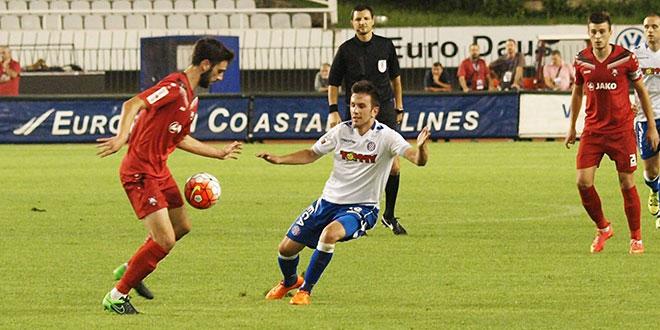 DUPLIN OSVRT: Hajduk osvojio tri boda i ostao bez strijelca Caktaša za Dinamo