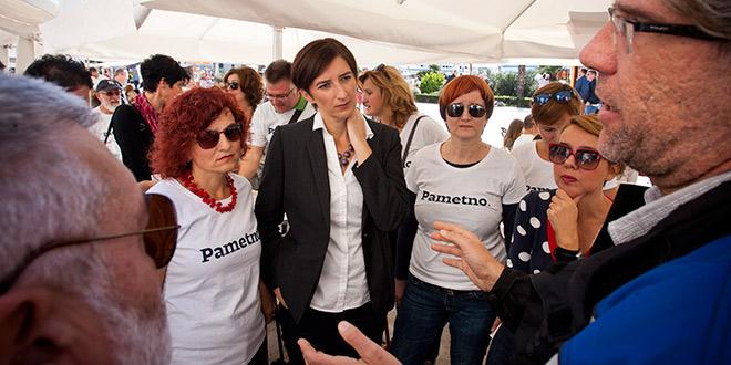 Stranka 'Pametno' predstavila kandidate: 'Vidimo da nas građani jako podržavaju'