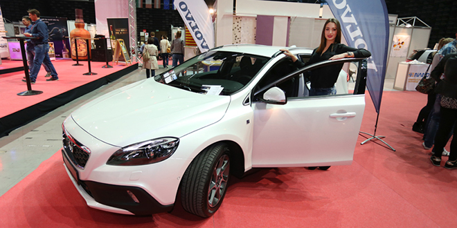 Volvo na sajmu GASTPro: 'Velik je interes za Nordic modele'