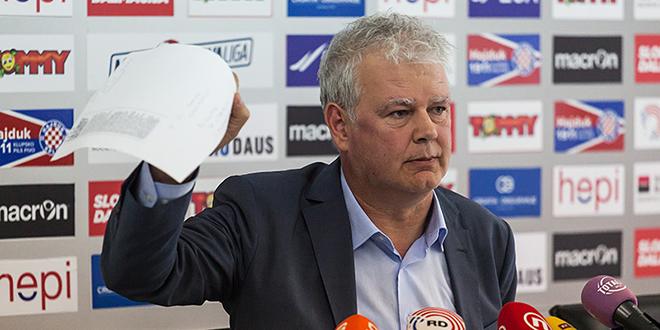 'Naš Hajduk' se zahvalio Brbiću: Spasili ste klub od sigurne propasti, ulazite u hajdučki panteon besmrtnika!