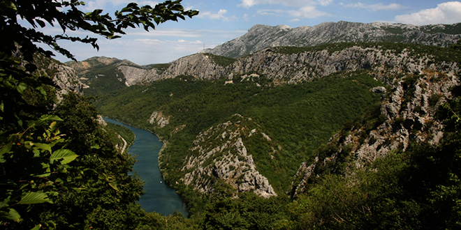 Županijska skupština: Kanjon rijeke Cetine proglašen značajnim krajobrazom