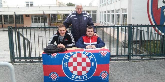 Ivo Bego dao podršku: Učlani se u Hajduk na Skalicama!