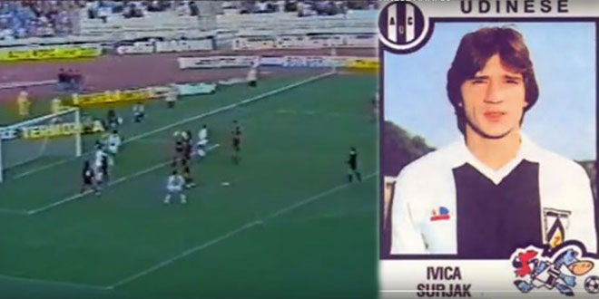 OTRGNUTO ZABORAVU: Šurjak je u dresu Udinesea zabio prvaku Romi, a Hajduk je bio gost na predstavljanju Zica