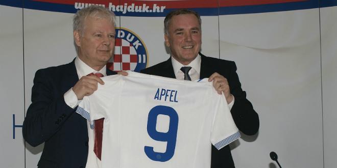 Mijo Pašalić učlanio u Hajduk sve zaposlenike svoje tvrtke Apfel!