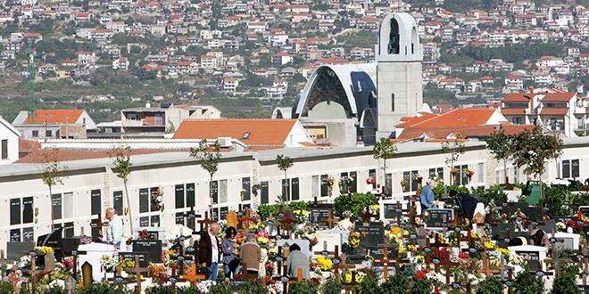 NEVJEROJATNO Tvrde da je groblje Lovrinac 40 godina na njihovoj zemlji, od Grada Splita traže najamninu veću od 11 milijuna kuna
