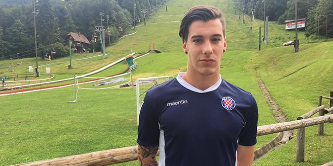 Bivši član Hajduka debitirao za Las Palmas