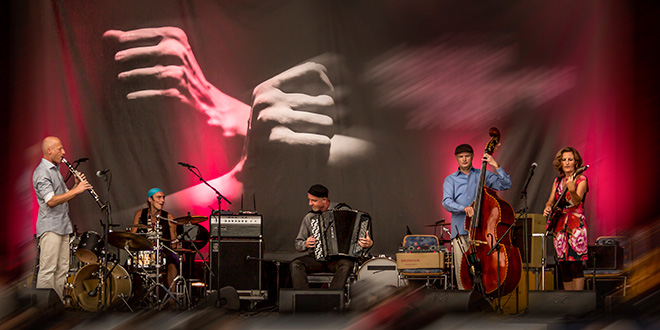 Klezmer Connection ponovno u Zagrebu
