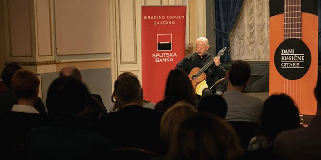 Pavel Steidl održao koncert za pamćenje na otvaranju Dana klasične gitare