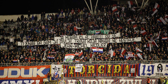 DUPLIN OSVRT: Torcida je nakon Lokomotive zaslužila čestitke, a ne prazan Sjever