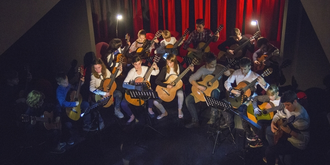 Zimska škola gitare od utorka u Solinu