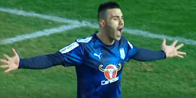 Anton Maglica postigao dva gola