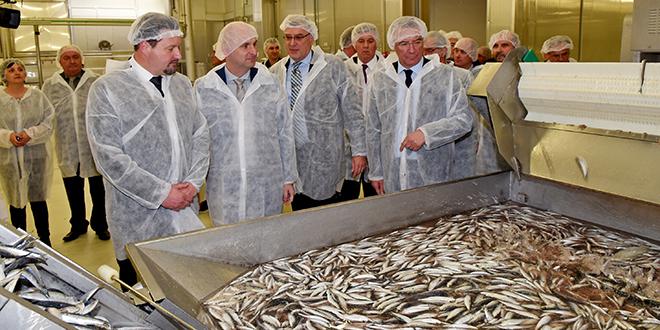 Sardina Postira proslavila 110. rođendan uz obilazak suvremene tvornice i predstavljanje najnovijih poslovnih uspjeha
