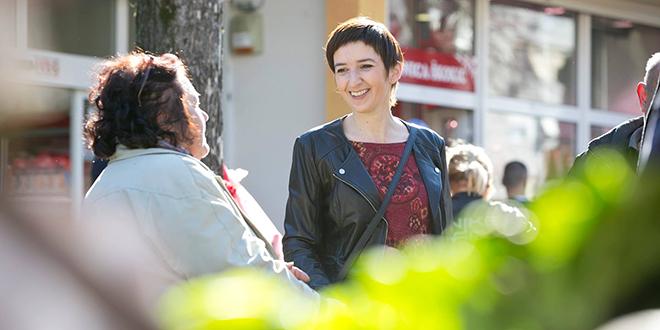 Marijana Puljak s javnošću podijelila svoja iskustva iz splitskog rodilišta