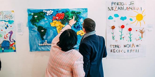 Posjetite izložbu 'Otpad ili smeće, od tebe sve kreće' u Splitu i pomozite rad udruge Srce