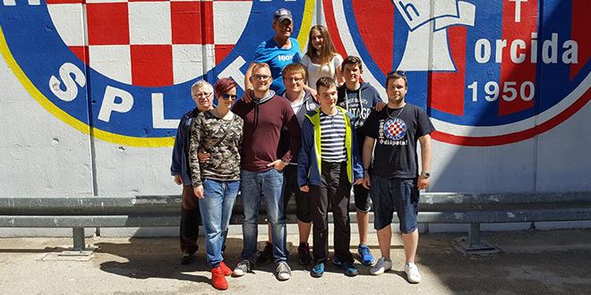 ZBOG JEDNE LJUBAVI Došli su iz Trutnova navijati za Hajduk protiv Osijeka i predali papire za osnivanje DPH Češka!