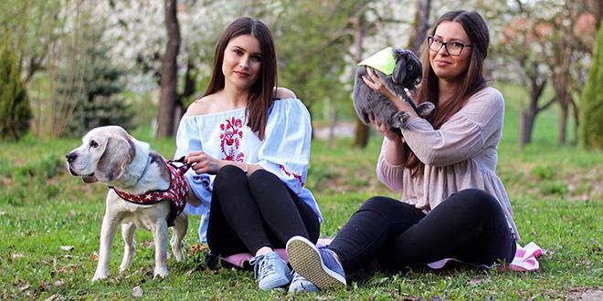 Snailpack: Sestre iz ljubavi prema kućnim ljubimcima osmislile proizvode u kojima oni uživaju
