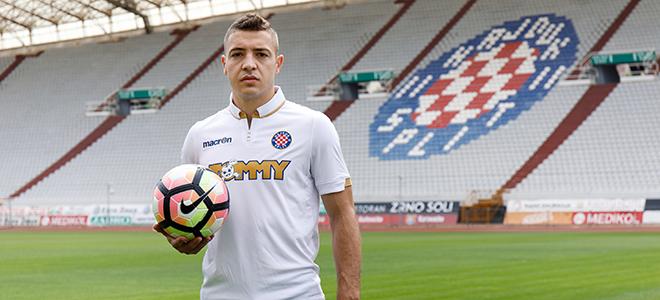 EKSKLUZIVNO: Josip Radošević prelazi u Brondby, protiv Slavije igra Palaversa!