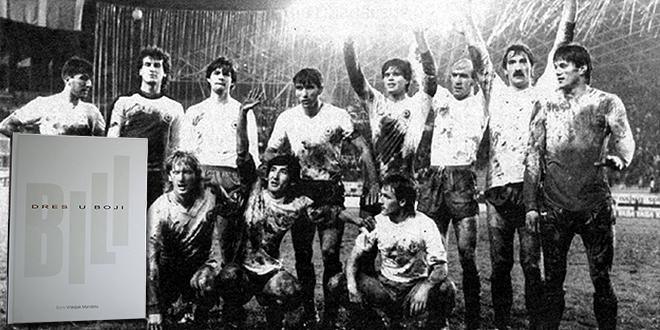 DUPLIN OSVRT: Monografija 'Bili dres u boji' je posebna, sada će svi znati kada je Hajduk prvi put stavio reklamu na prsa...