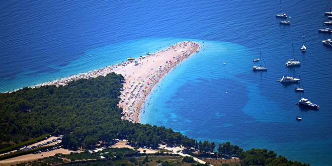 Hrvatske plaže Nugal i Zlatni rat uvrštene među najljepše europske plaže