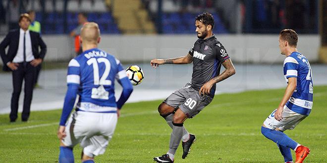 DUPLIN OSVRT: Zakazao je Hajdukov vezni red, Carrillu rotacije nisu donijele željeni rezultat