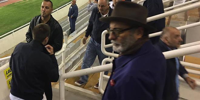 Andy Garcia gledao Hajduka na Poljudu