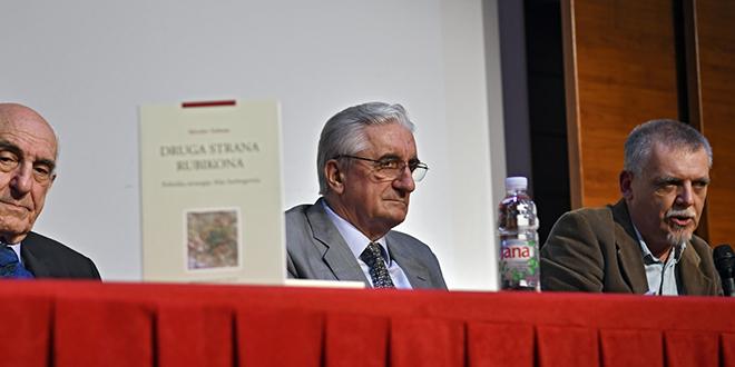 Tuđmanova 'Druga strana Rubikona - Politička strategija Alije Izetbegovića' predstavljena u Splitu: 'Javno se zalagao za demokratsku državu, ali je u sebi nosio projekt kalifata'