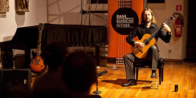 Odličnim koncertom otvoreni 5. Dani klasične gitare, provjerite današnji i sutrašnji program