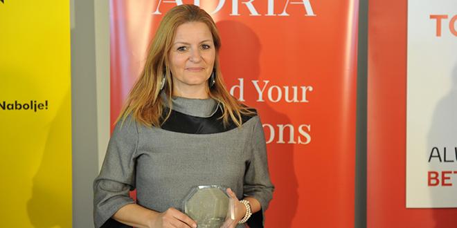 Anamarija Cicarelli iz Splita među najboljim hrvatskim poduzetnicama