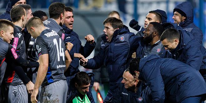 DUPLIN OSVRT: Kopić pobjedom u Osijeku spasio sezonu Hajduku