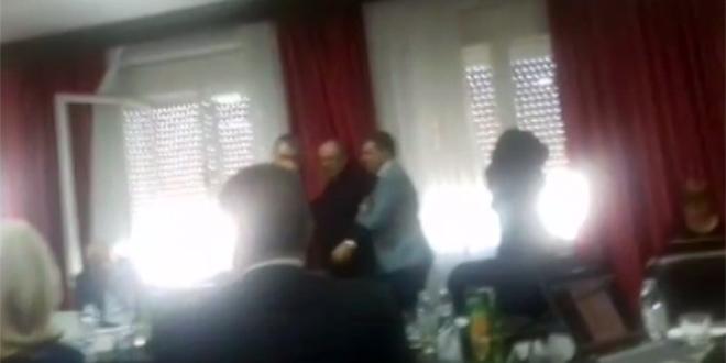 IMAMO VIDEO: Pogledajte kako je Kerum nasrnuo na Blaževića