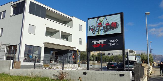 Tvrtka 'Đano trade' otvorila novu trgovinu u Kaštel Sućurcu, a umjesto organiziranja svečanosti se odlučila za humanitarnu gestu