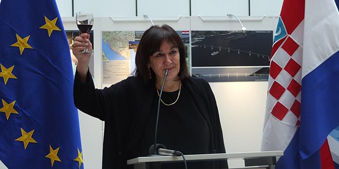 Dubravka Šuica: Malvasiji dubrovačkoj pripada zaštićeno geografsko podrijetlo!