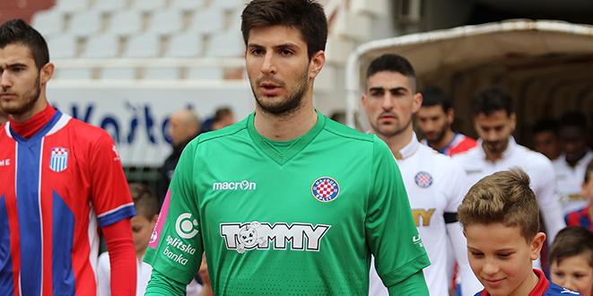 Bivši vratar Hajduka na pragu prelaska u Italiju