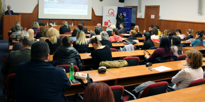 Predavanje u HGK Split: Inspektori će ubuduće prvo izdati upozorenje poduzetnicima zbog nedostataka i dati im rok za otklanjanje