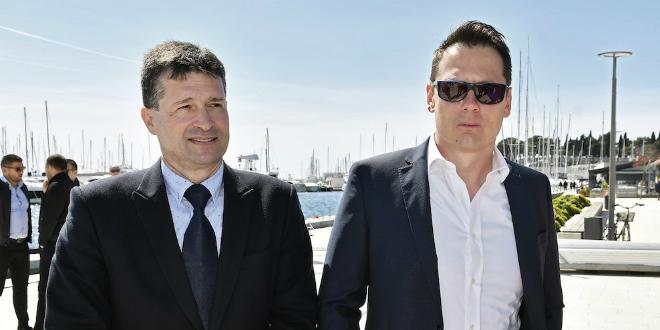 Dolazak na 20. Croatia Boat Show najavio i 'kralj nautike' Paolo Vitelli