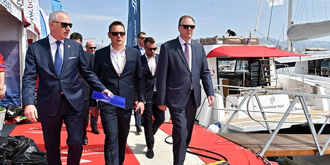 Otvoren Croatia Boat Show: Na Zapadnoj obali predstavljeno više od 150 plovila i 300 brendova