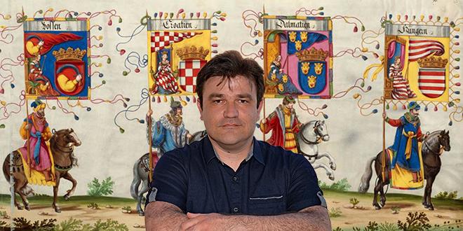MATE BOŽIĆ PIŠE O SVOM OTKRIĆU: Današnji grb Dalmacije bio je od 13. do kraja 14. stoljeća osobno znamenje hrvatskih hercega