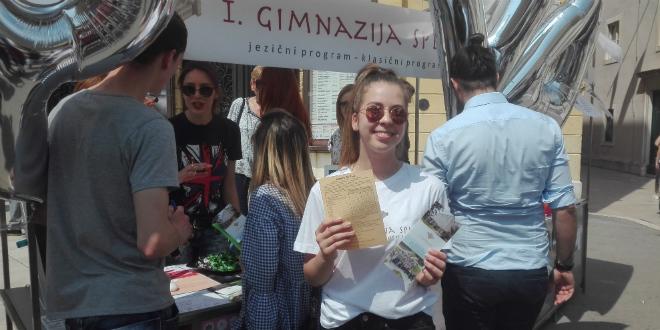 Srednje škole Splitsko-dalmatinske županije budućim učenicima predstavile svoje programe