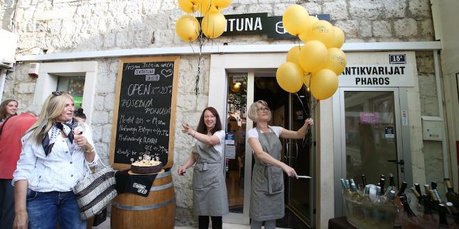 3 Kantuna: Nova trgovina domaćih vina, sireva i maslinovih ulja u Splitu