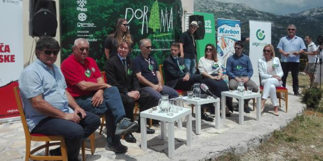 Na jesen kreće Boranka, najveća volonterska akcija pošumljavanja Dalmacije