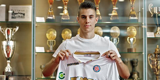 Hajdukov veznjak otišao na posudbu u Mađarsku