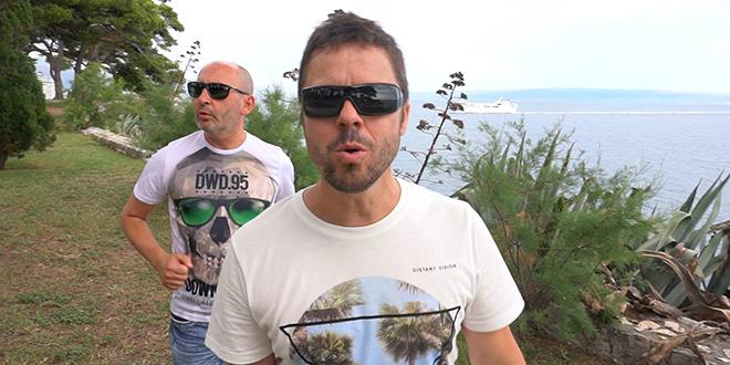 Kuzma & Shaka Zulu izbacili ljetnu pjesmu 'Nije more daleko'