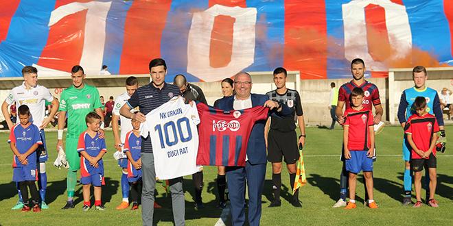 Pogledajte fotogaleriju s prijateljske utakmice između Orkana i Hajduka