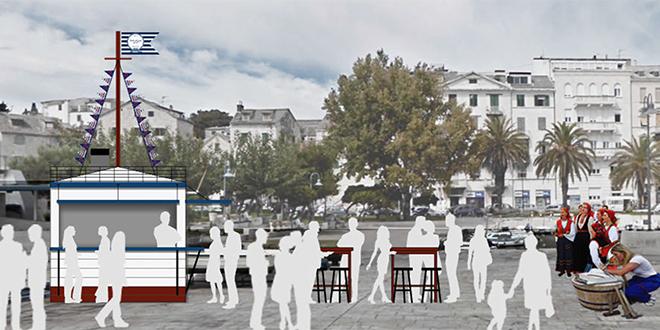 FOTOGALERIJA: Predstavljamo projekt 'Dalmatinski grad', pogledajte što se planira na Matejuški