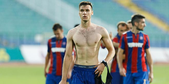 Hajdukov stoper na posudbi zabio gol drugu utakmicu zaredom